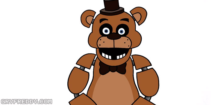 Koloryt Freddy'ego Fazbeara