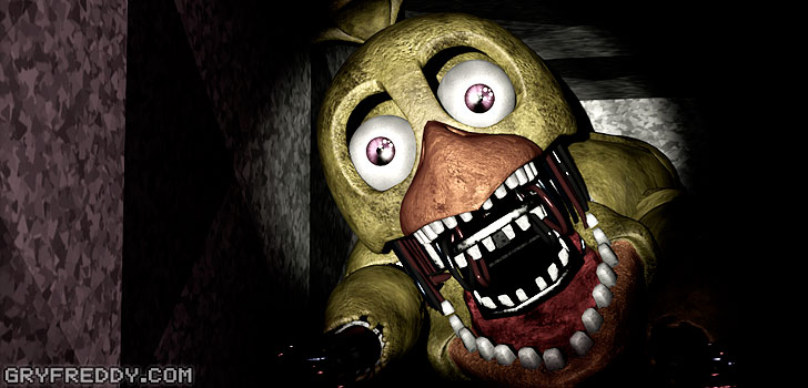 Chica z 5 Nights at Freddy's