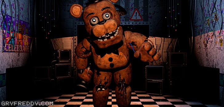 Freddy Fazbear z Five Nights at Freddy's 2